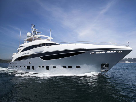 Princess Yachts Slide 01